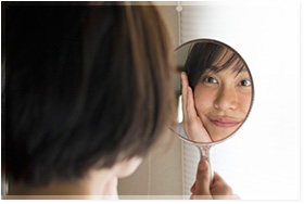 美容鍼灸施術の流れ09