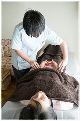 美容鍼灸施術の流れ04