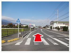 車でのアクセス写真02